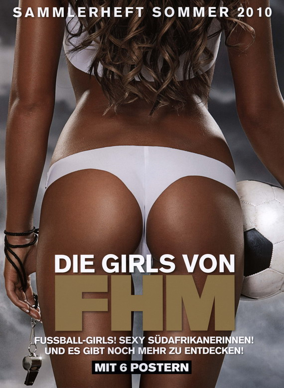 The Girls of FHM #Sex