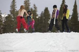 Badass Snowboarding
