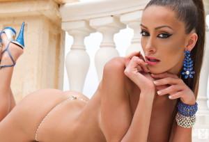 Andreani Tsafou – Playboy Greece