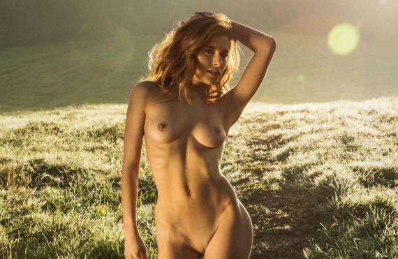 Izabella Wasiniewska - Playboy Magazine