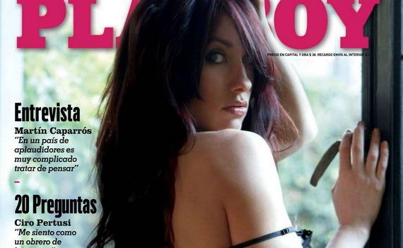 Jesica Herenu - Playboy Argentina