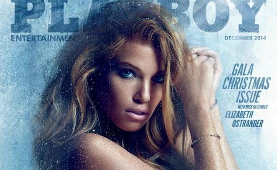 Elizabeth Ostrander - Playboy Magazine