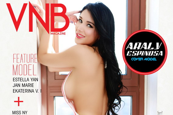 Araly Espinosa - VNB Magazine
