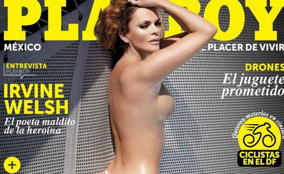 Aline Hernandez - Playboy  Mexico