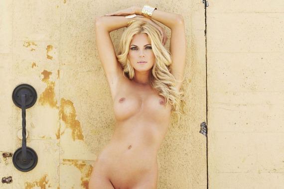 Abby Parece - Playboy South Africa