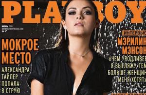 Alexandra Tyler – Playboy Russia