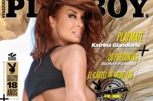 Catherine Elizabeth – Playboy Venezuela