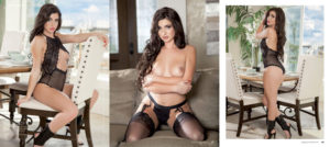 Mattie Spears – Playboy Venezuela