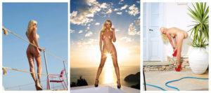 Sarah Domke – Playboy Croatia