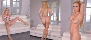 Amber Jayne – Blonde's Fingering Fantasy